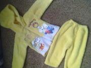 костюм детский до 2 лет
